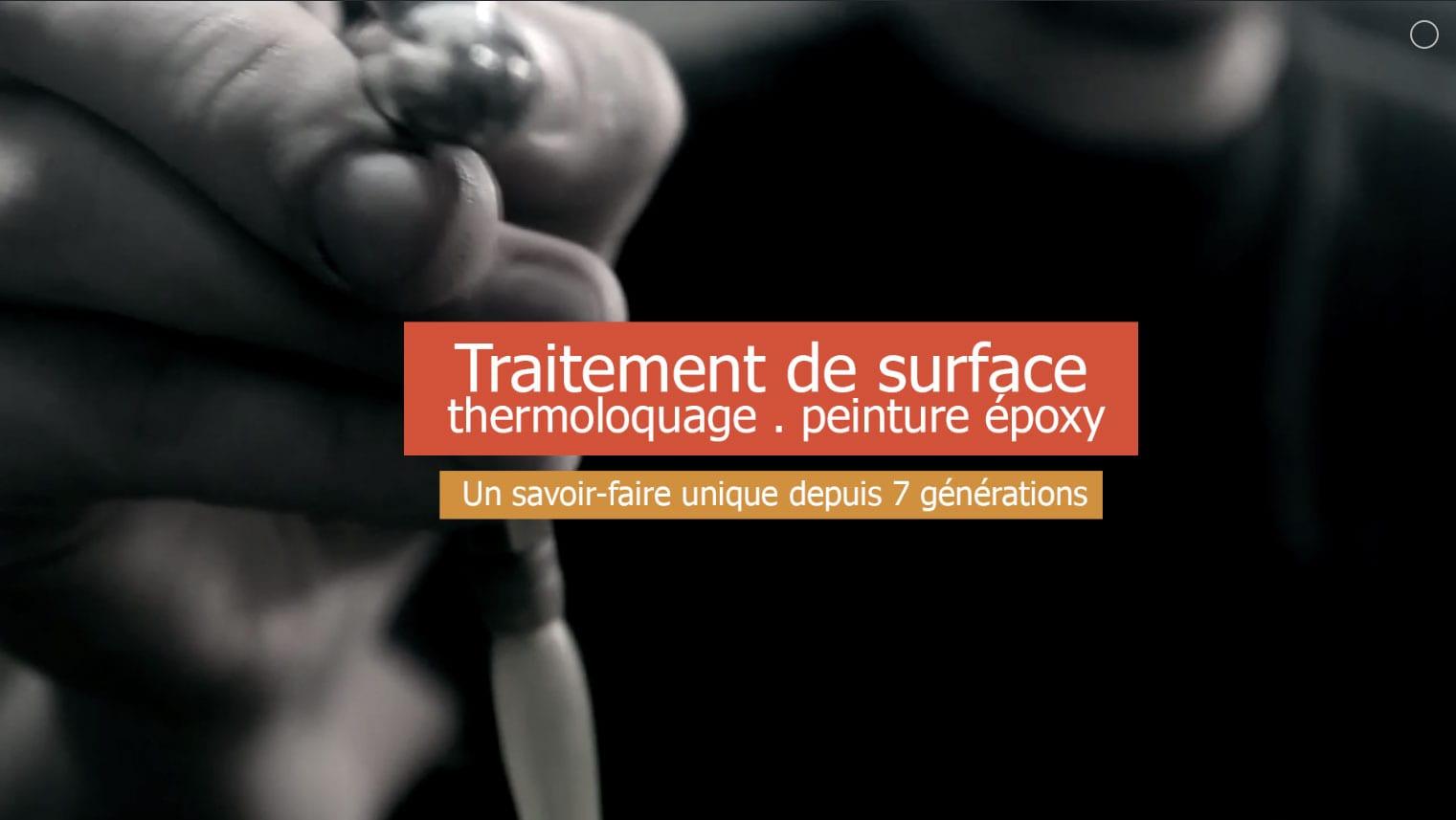 Traitement de surface Loire - France